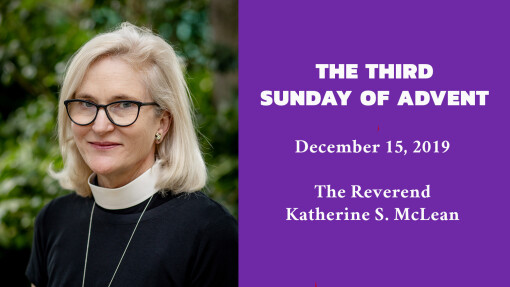 The Third Sunday of Advent