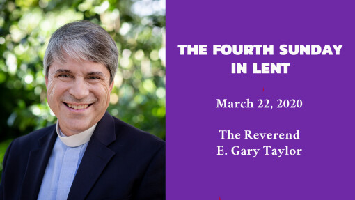 The Fourth Sunday in Lent